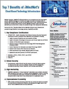 7 Cloud Benefits