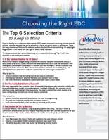 Choosing the right edc-1