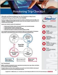 Monitoring Trip Checklist-1