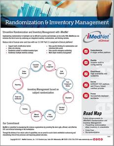 Randomization & Inventory Management