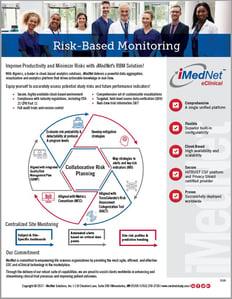 Risk-Based Monitoring